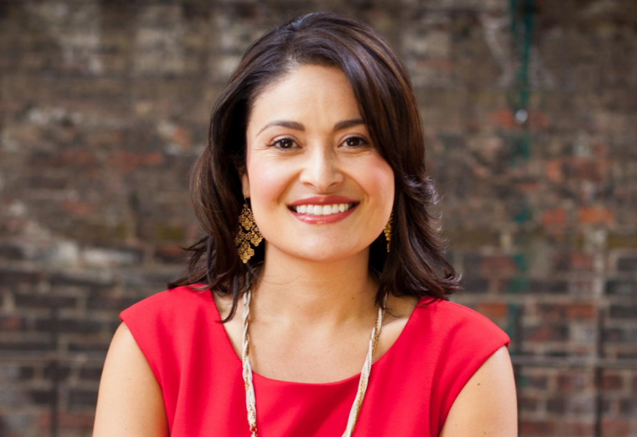 caption: Lorena González is a Seattle City Council Member running for mayor in the 2021 primary election.