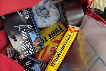 State emergency management websites have tips for what to include in your emergency kit.
