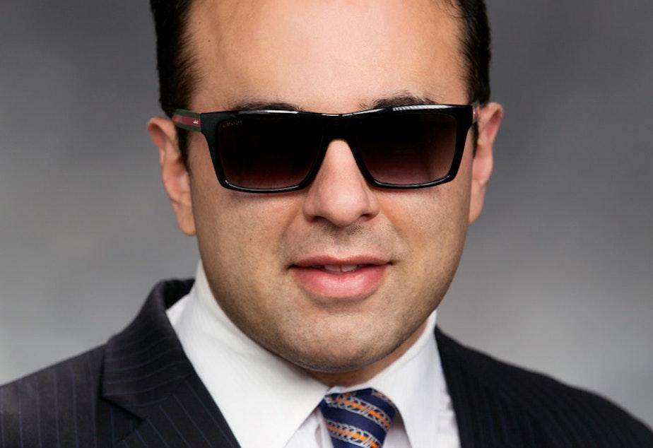 Cyrus Habib.