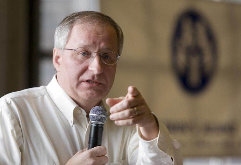 Frank Chopp, Washington Speaker of the House, in 2006.