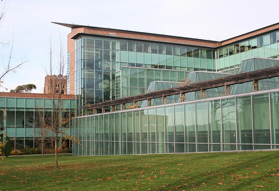 University of Washington School of Law building.
