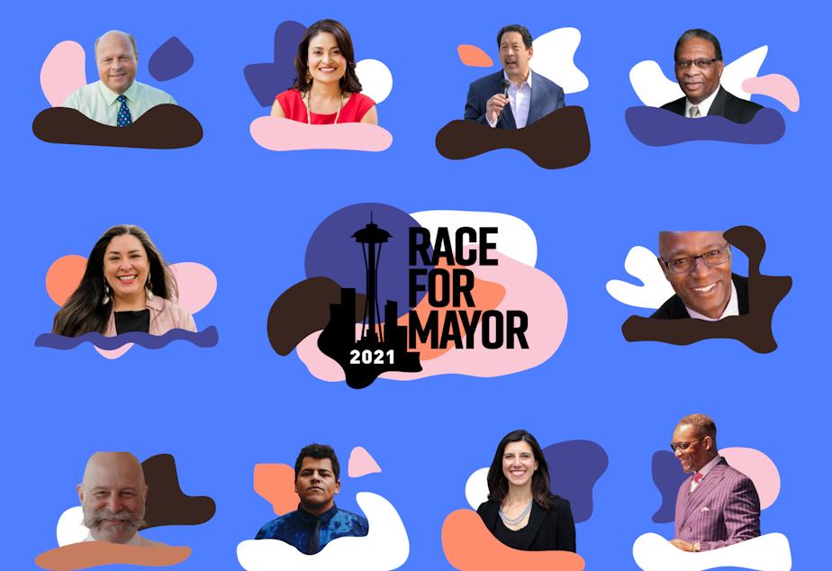 seattle mayoral race 2021 mayor