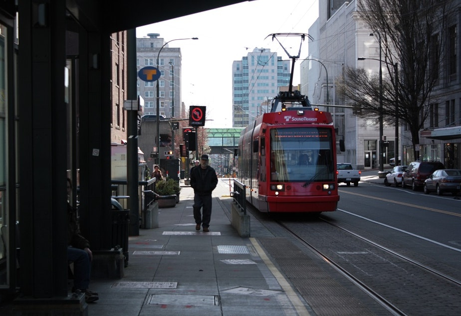 KUOW - Tacoma Hopes Light Rail Connection To Seattle Gets Funded
