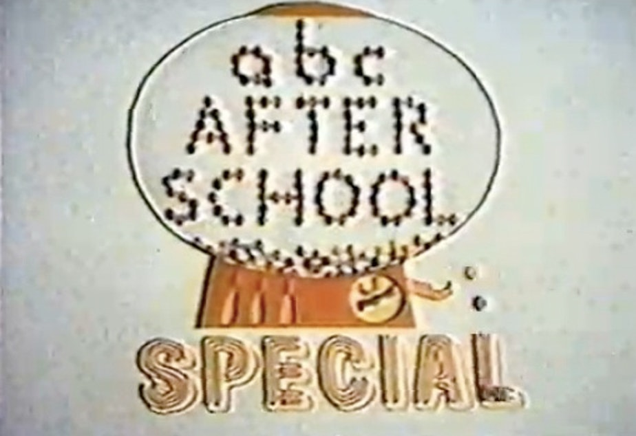 "The original title screen from the ""ABC Afterschool Special"" anthology series that debuted in 1972."