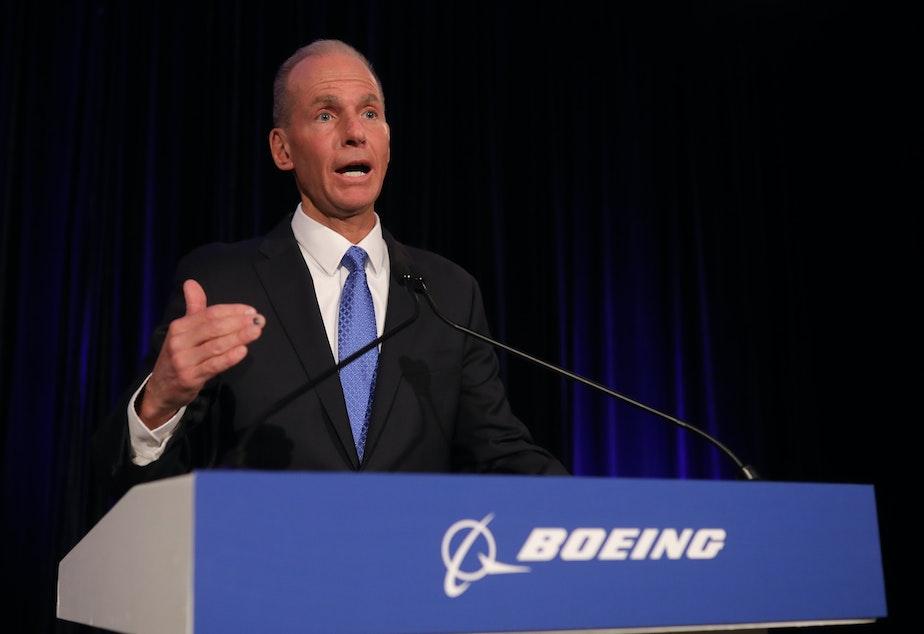 Resultado de imagen para CEO Boeing Congress
