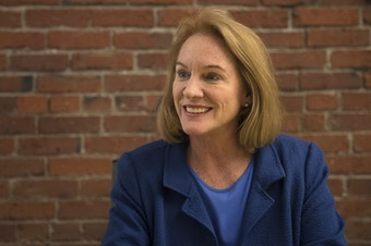 Jenny Durkan, former U.S. attorney, is running for Seattle mayor this year.