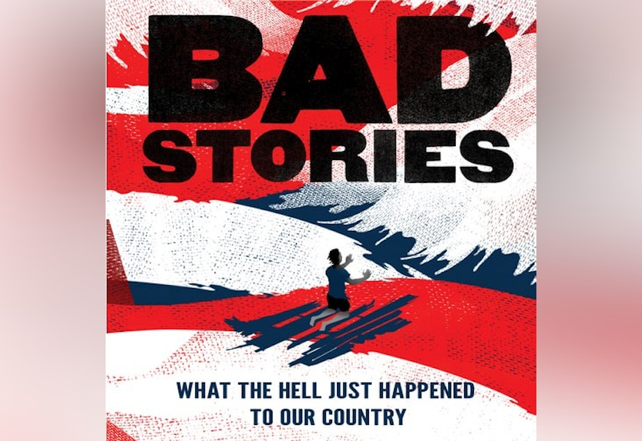 Steve Almond's latest book 'Bad Stories'