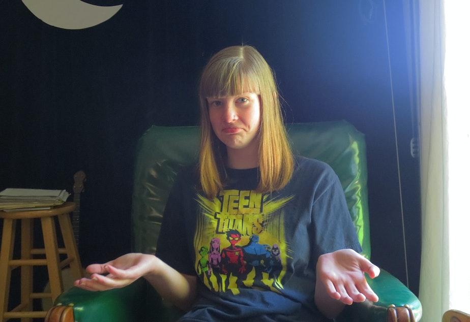 Rowan Neel writes a sex blog for teens.