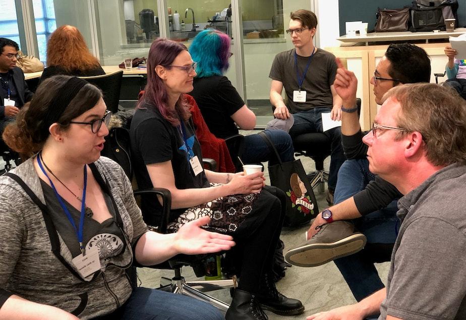 Ask A Transgender Participants